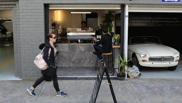 Form Coffee has opened in a tiny space in Cremorne.