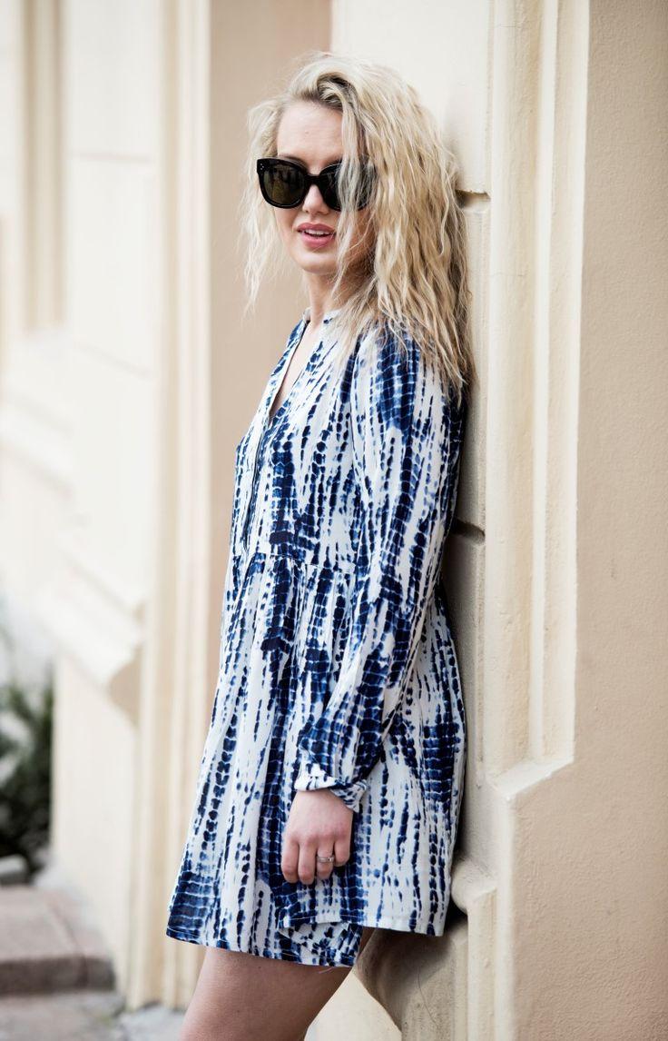 MISSMAYA Tinka Batik Dress