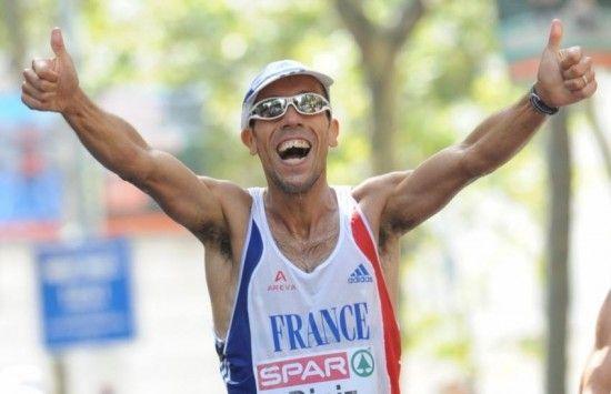 Marcia: Record del mondo per il francese Yohann Diniz nella 20 km.