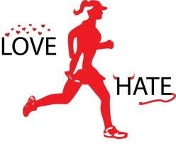 New Post! Running A Love Hate Relationship! burning-babi-fat-blog