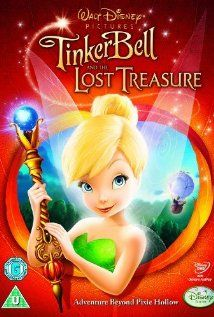 Tinker Bell and the Lost Treasure - Tinker Bell journey far North of Never Land to patch things up with her friend Terence and restore a Pixie Dust Tree.