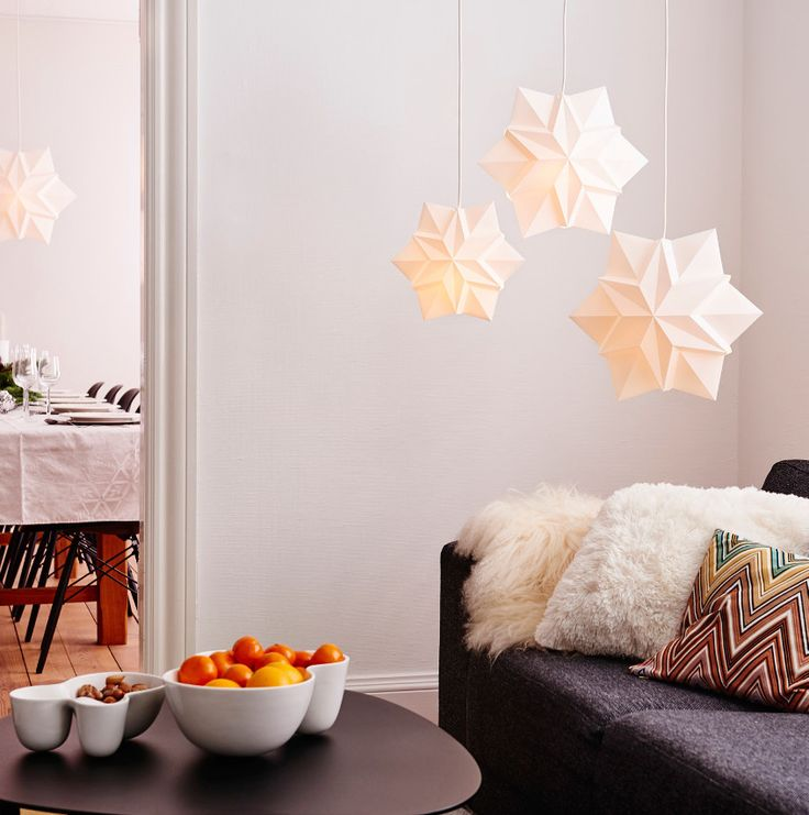 Lovely decorations for the Season! Check our Lighting Journal for ideas and tips.