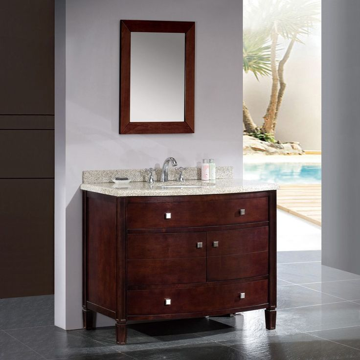 17+ Ideas About 42 Inch Bathroom Vanity On Pinterest
