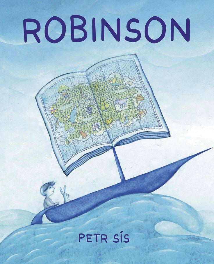 Petr Sís: Robinson