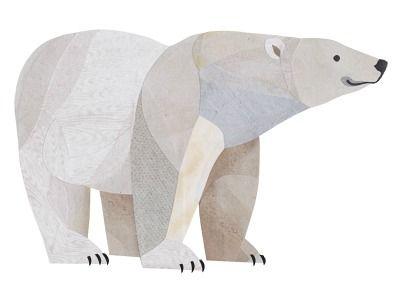 Jonathan-woodward-studio-polar-bear