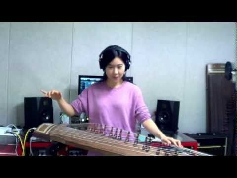 Pinned this on my Music Covers page, but worth pinning here too! Amazing version of Voodoo Chile - Jimi Hendrix / Gayageum ver. by Luna Lee
