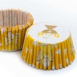 Categoría: Pirotines - Producto: Pirotines Con Diseños Nº 10 Comunion - Envase: Blister - Presentación: X   25 Unid.