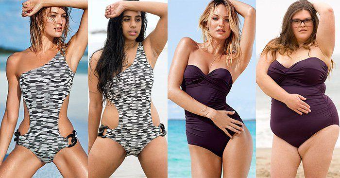 Unas chicas que durante años han admirado las modelos de Victoria Secret, recrearon una sesión de fotos modelando los mismos trajes de baño que las modelos.