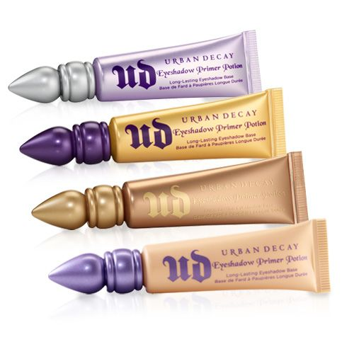 Urban Decay eye primer! Every individual that wears eye shadow must own this! My favorite is Greed, it gives a light color, so no need to start out with a base-coat of eyeshadow! This is the best product out there! It lets you blend your eyeshadow and keeps it on alllll day and night! I swear! I wear it every single day! Always remember a little bit goes a long way! Just a dab will do! Also put this under your eyes for a fantastic concealer :) you are welcome!