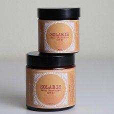 Crema de protectie solara SOLARIS – 60 ml – SPF 20 - 55 lei