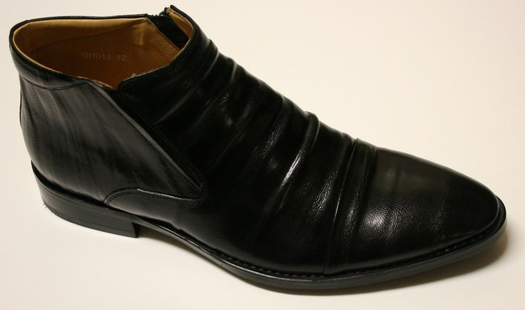 Cutler Adrian Boot Black