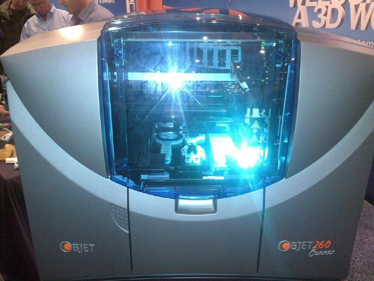3D Printer, Inside 3D Printing Conference & Expo, Javits Center, Kingdom Ridge Capital, KRC, Geeks on the Road
