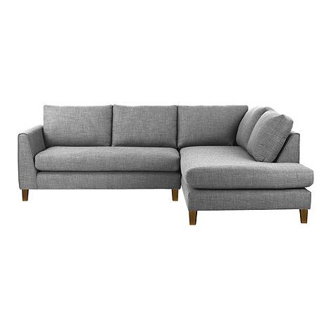 Ben de Lisi Home Fabric 'Jakob' right-hand facing corner sofa- at Debenhams Mobile