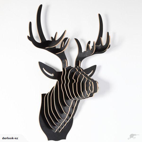 Trophy Stag / Deer Head - Large   Trade Me