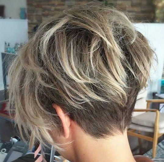 Nicht mehr glücklich mit Deiner aktuellen Frisur? Lass Dich von diesen 10 trendigen Kurzhaarschnitten inspirieren! - Seite 2 von 10 - Neue Frisur