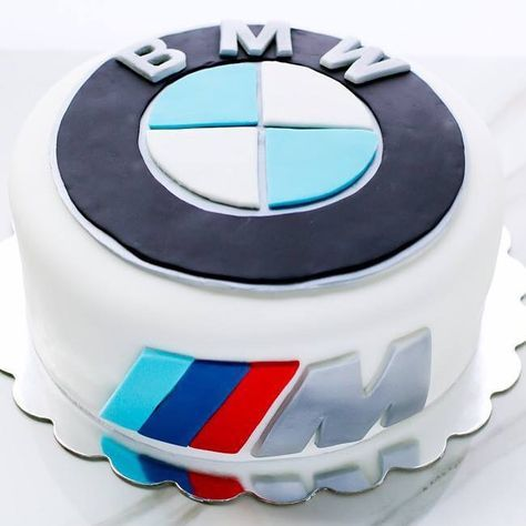 """104 Likes, 9 Comments - Cookinglsl (@cookinglsl) on Instagram: """"I made a cake! #bmw #bimmer #cake #fondant #birthday #party #mpower #sweet #dessert #cookinglsl…"""""""