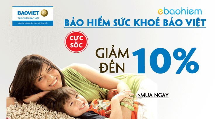 ebaohiem phan phối chương trình Bảo hiểm sức khỏe Bảo Việt cá nhân với quyền lợi cạnh tranh, dịch vụ bồi thường tốt, nhanh tay mua trước khi thay đổi