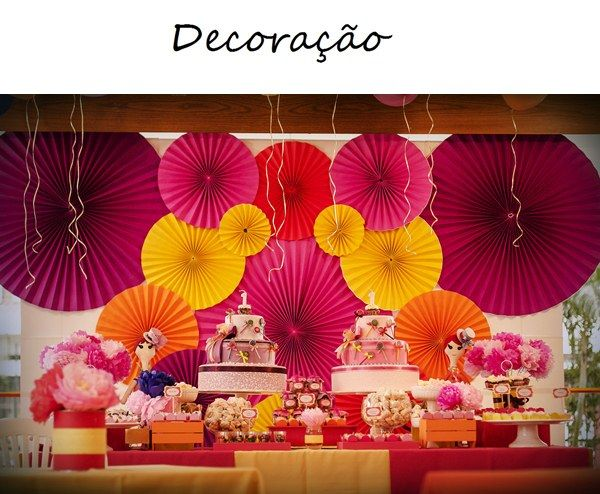 Decoração Yasmin ~ 44 best images about Festa on Pinterest Party printables, Picnics and Daisy party