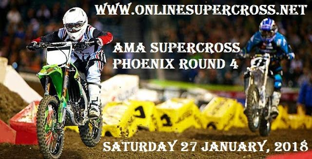 Watch Monster Energy Supercross Phoenix Online  RACE NAME :- AMA Supercross Event Name :- Phoenix Supercross Venue :- University of Phoenix Stadium, Glendale, AZ Race Date :- Saturday 27th January 2018
