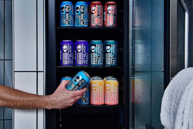 This Craft Beer Hotel Has Rooms With Taps And A Beer Fridge In The Shower Lonely Planet Shower Beer Hotel Amenities Beer Fridge
