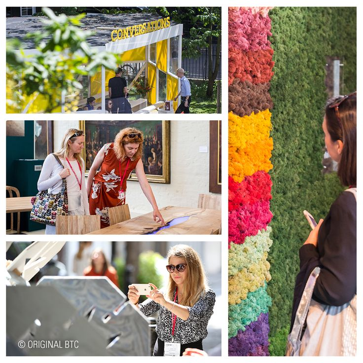 #TBT to design week in Clerkenwell. Don't miss out on the next event in 2018!