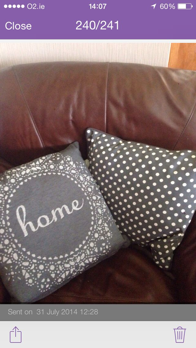 Cushions for living room