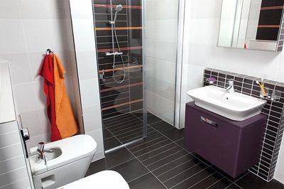 Série Fashion od výrobce Rako, tvořena kalibrovanými dlaždicemi ve formátu 30 x 60 cm, které jsou universální jak pro pokládku na stěny, tak podlahy. Kouzlo vzhledu jednotlivých prvků série je v jejich jednoduchosti. Povrch dlaždic může opticky