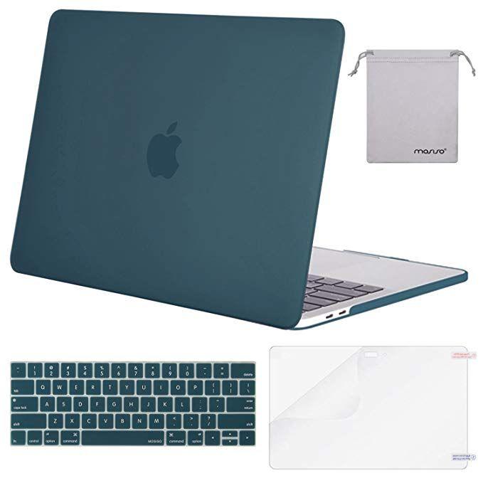 Amazon Com Mosiso Macbook Pro 15 Inch Case 2019 2018 2017 2016 Release A1990 A1707 Plastic Hard She Macbook Pro 13 Inch Macbook Pro Cover Macbook Pro 13 Case