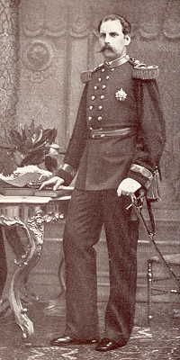 Augustus, Duke of Coimbra (1847 - 1889). Son of Maria II and Fernando II.
