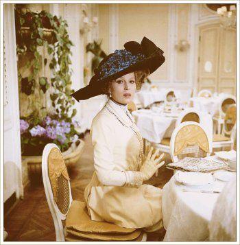 Silvana Mangano in Morte a Venezia directed by Luchino Visconti, 1971