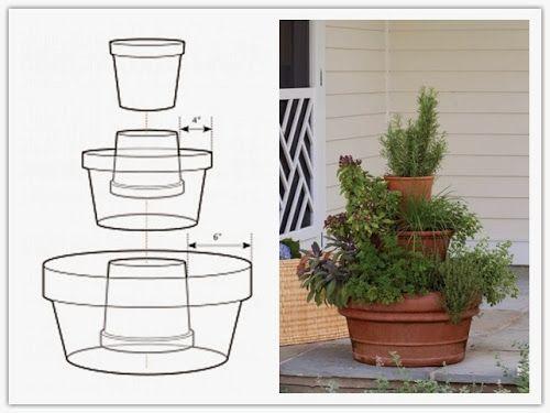 DIY Vertical Planter Idea | DIY & Crafts Tutorials