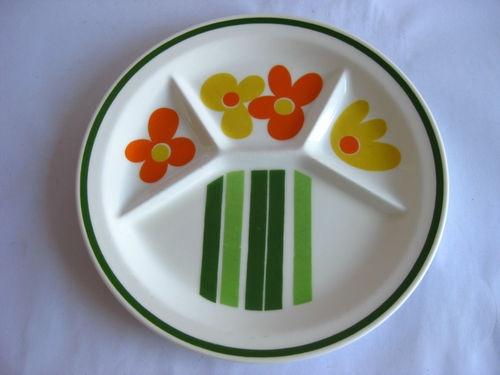 """Figgjo Flint """"Annemarie"""" Fodue Plate.   I love."""
