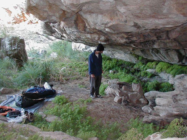 Cueva de la Piedra (Arroyo Napostá)