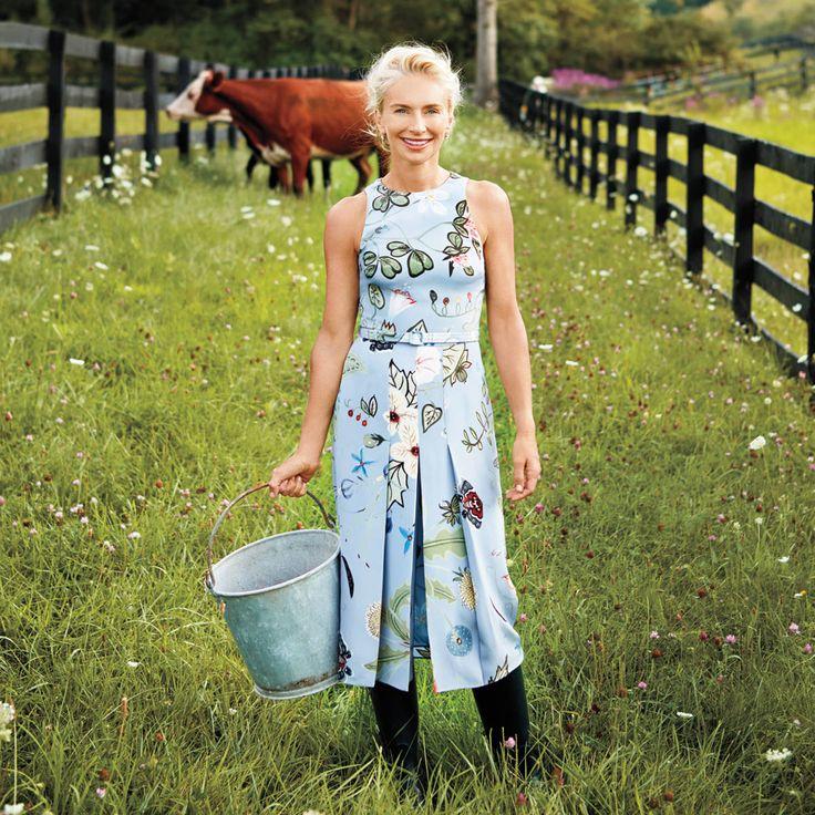 How Ann Marie Gardner left the fashion world for Modern Farmer.
