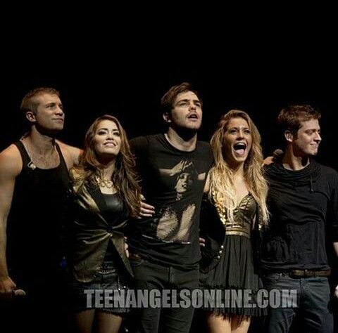 Imagen de teen angels, lali esposito, and peter lanzani