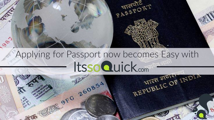 Planning to move abroad? Get your passport made by avoiding long lines and waiting dates. Log on to www.itssoquick.com and get moving. Its so quick and easy to make.