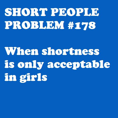 dating a short girl problems People telling you not to wear heels and 6 other tall girl problems  the dating pool can get even smaller aka, short  people telling you not to wear heels and.