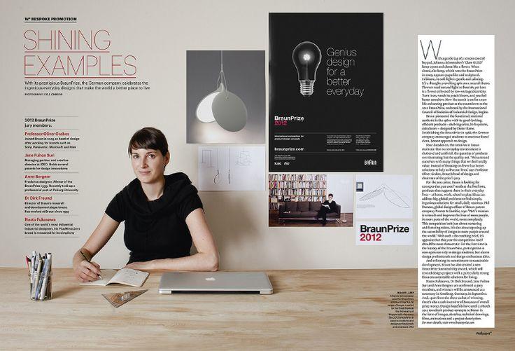 Wallpaper* Magazine Dec 2011
