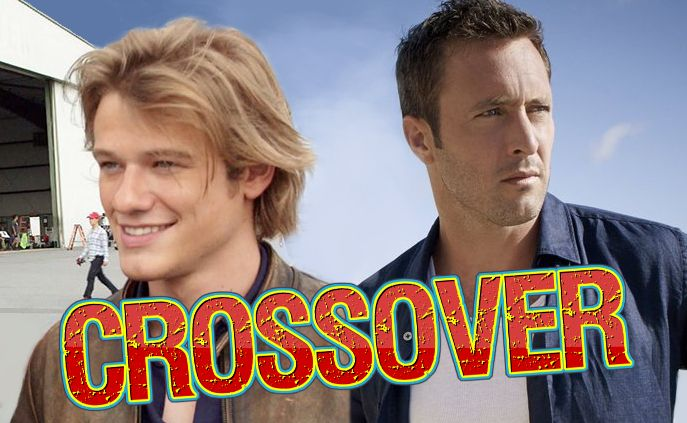 Confirmation today that MacGyver and Hawaii-Five-0 will join forces in a crossover episode set for March 10.