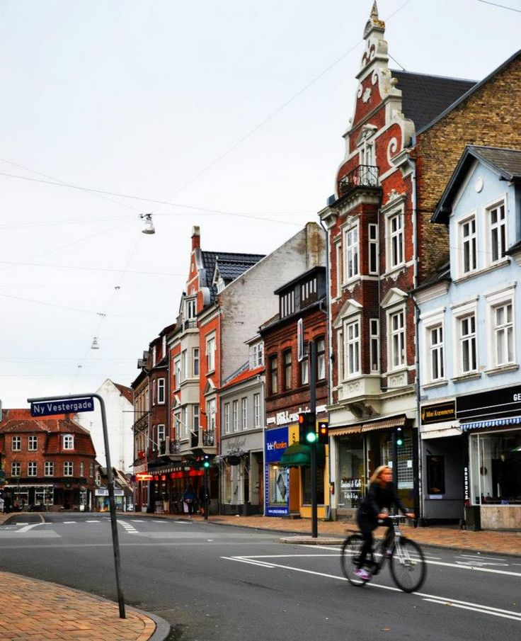 Odense is the third largest city in Denmark and the main city on the island Funen. The city has ...
