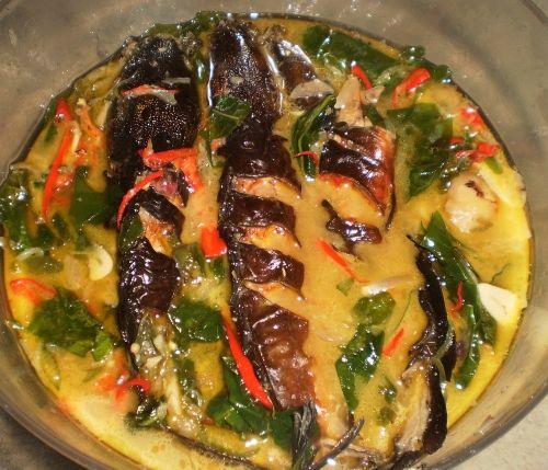Mangut lele #Indonesianfood