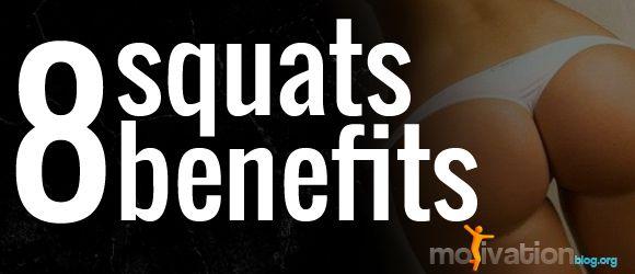8 squats benefits