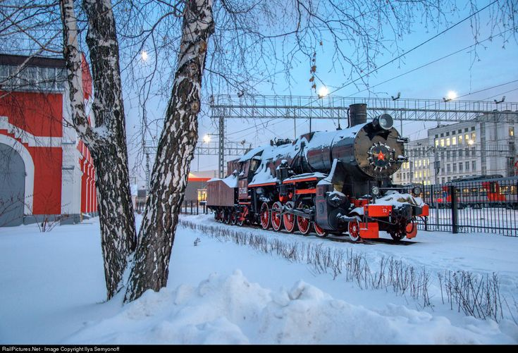 RailPictures.Net Photo: Russian Railways Steam 2-10-0 at Moscow, Russia by Ilya Semyonoff
