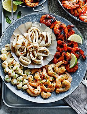 Seafood Selection Platter