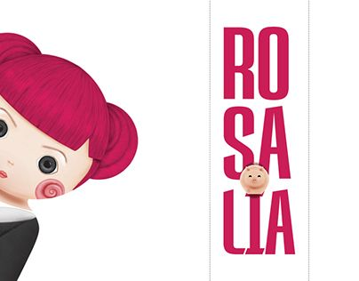 "Check out new work on my @Behance portfolio: ""Rosalia"" http://on.be.net/S4Nl8V"