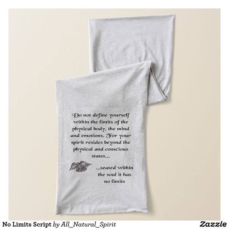 Let your spirit soar with this Scarf and Quote by All Natural Spirit! Available in other colours! Make it Yours! See more @ https://www.zazzle.com/z/yn9kq?rf=238562247198752459 #Zazzle #AllNaturalSpirit #Notebook #Quote #Soul #Soulful #Spirit #Shopping #Art #Fashion #Angel #Style Visit our blog @ allnaturalspirit.wordpress.com