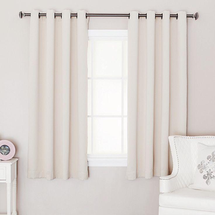 25+ best Small window curtains ideas on Pinterest Small windows - curtain ideas for bedroom
