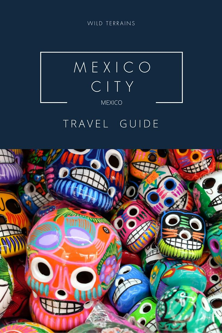 An experiential travel guide for Mexico City, Mexico. Where to stay, what to see, and things to do in Mexico City, including a downloadable three day itinerary for your Mexico City trip.