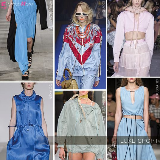 Fastenings, straps and belts trend at Milan SS18, @5forecastore trend report