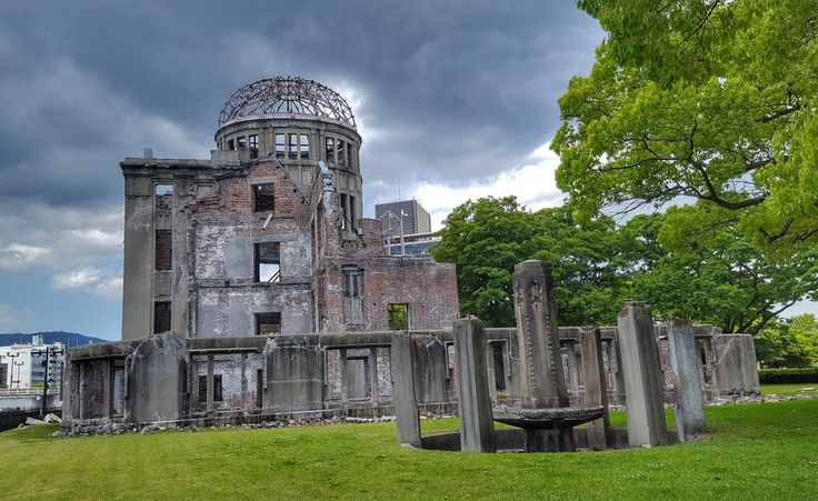 Hiroshima – a city with a huge message